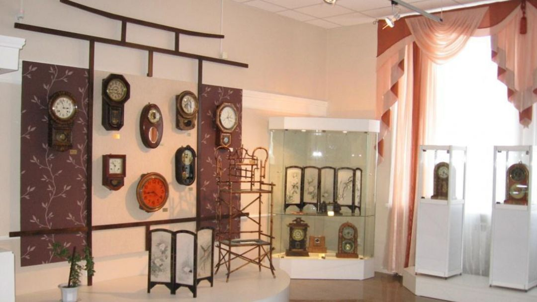Ангарский музей часов - фото 2