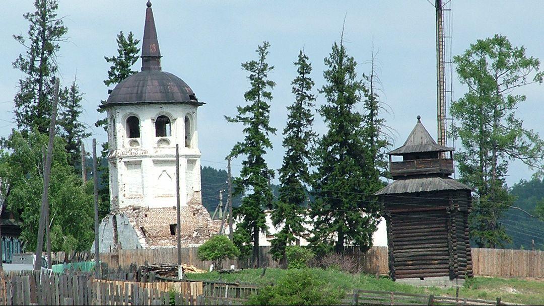 Бельская-Сретенская слобода в Иркутске