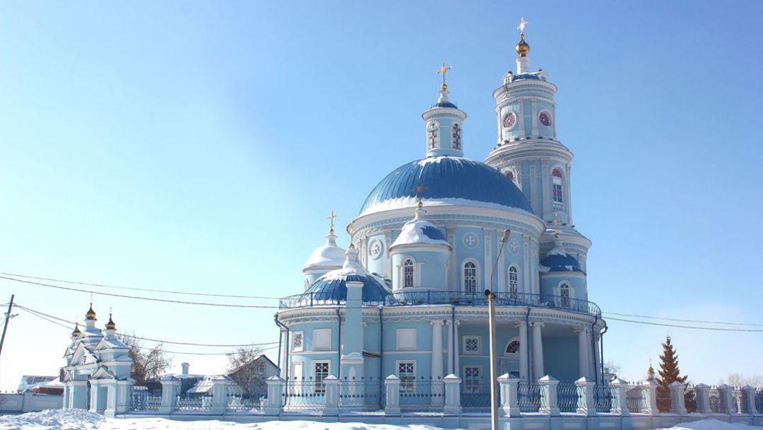 Большое Аларское кольцо в Иркутске