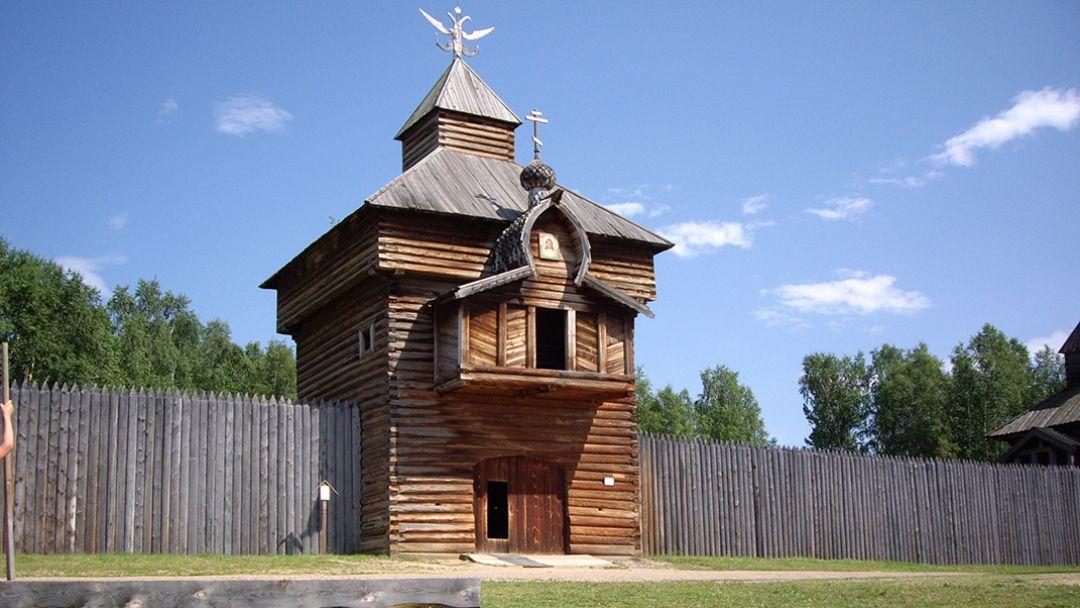 """Музей деревянного зодчества """"Тальцы"""" - фото 2"""