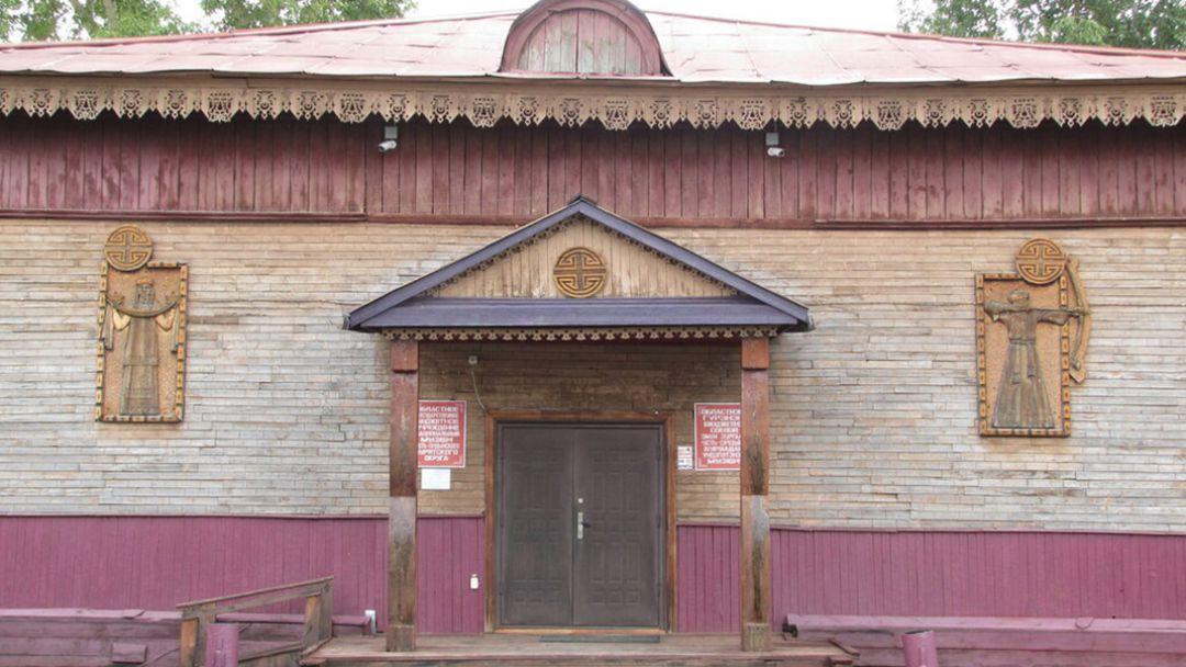 Усть-Ордынский национальный музей - фото 3