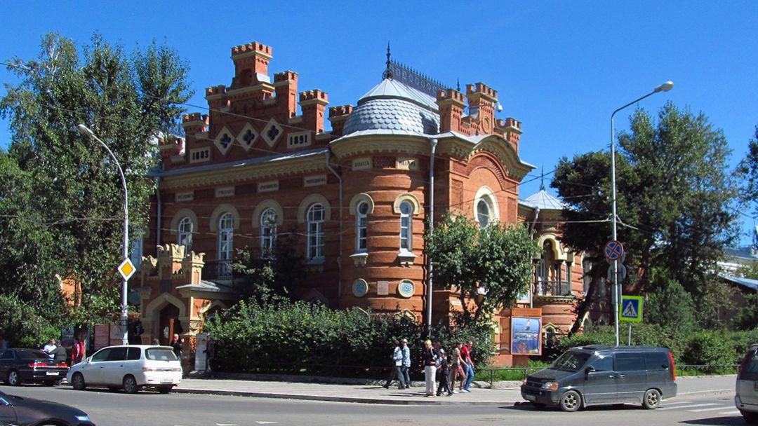 Американский уезд Иркутской губернии - фото 3