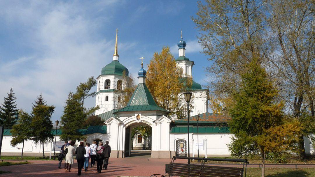 Иркутск в параллели веков (Обзорная экскурсия по Иркутску) - фото 2