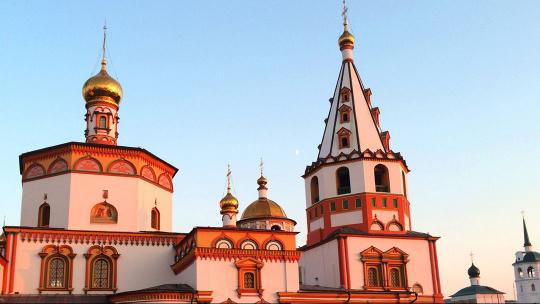 Иркутск в параллели веков (Обзорная экскурсия по Иркутску) - фото 3
