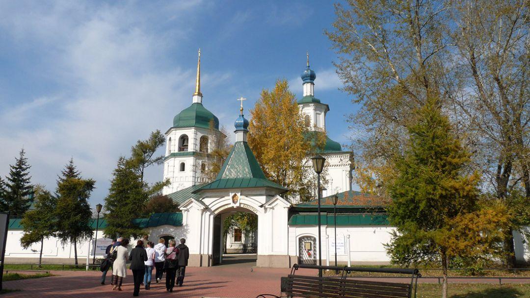 Иркутск религиозный - фото 3
