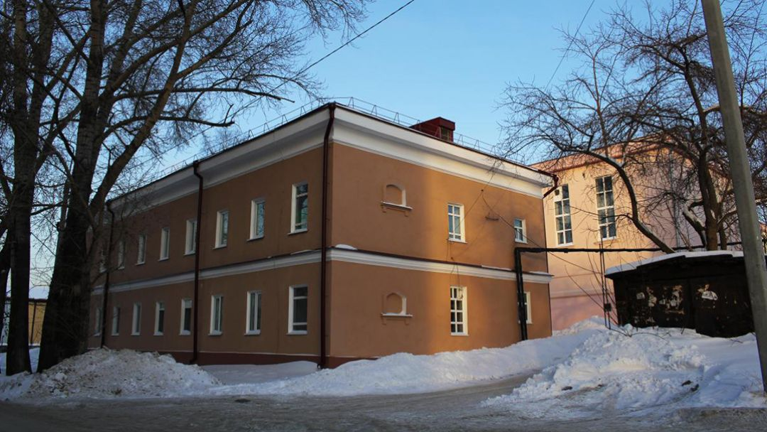 Иркутский тюремный замок - фото 2