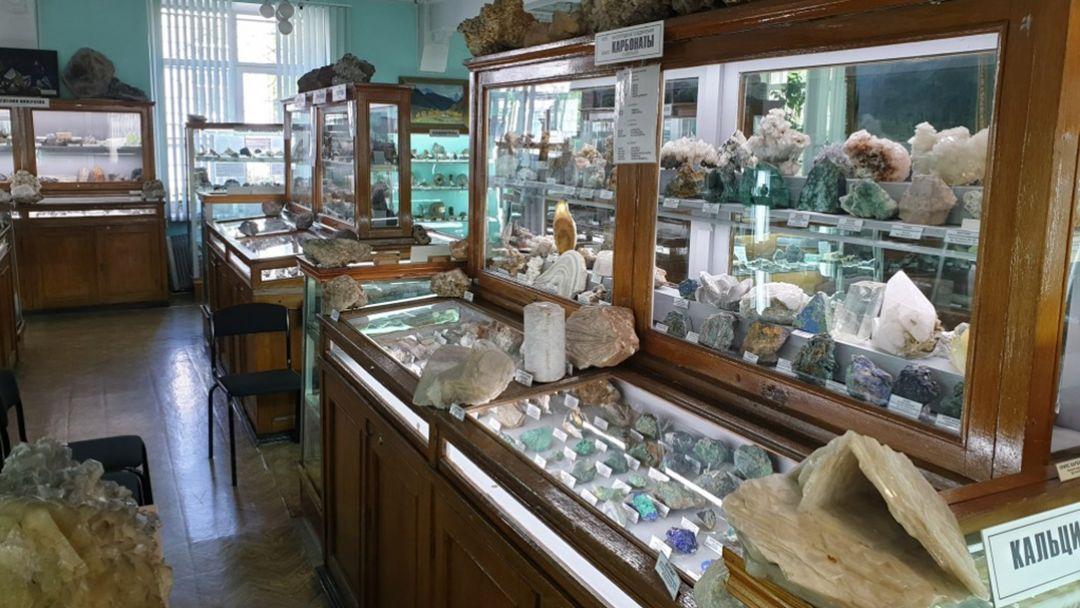 Музей минералогии имени А.В.Сидорова - фото 3