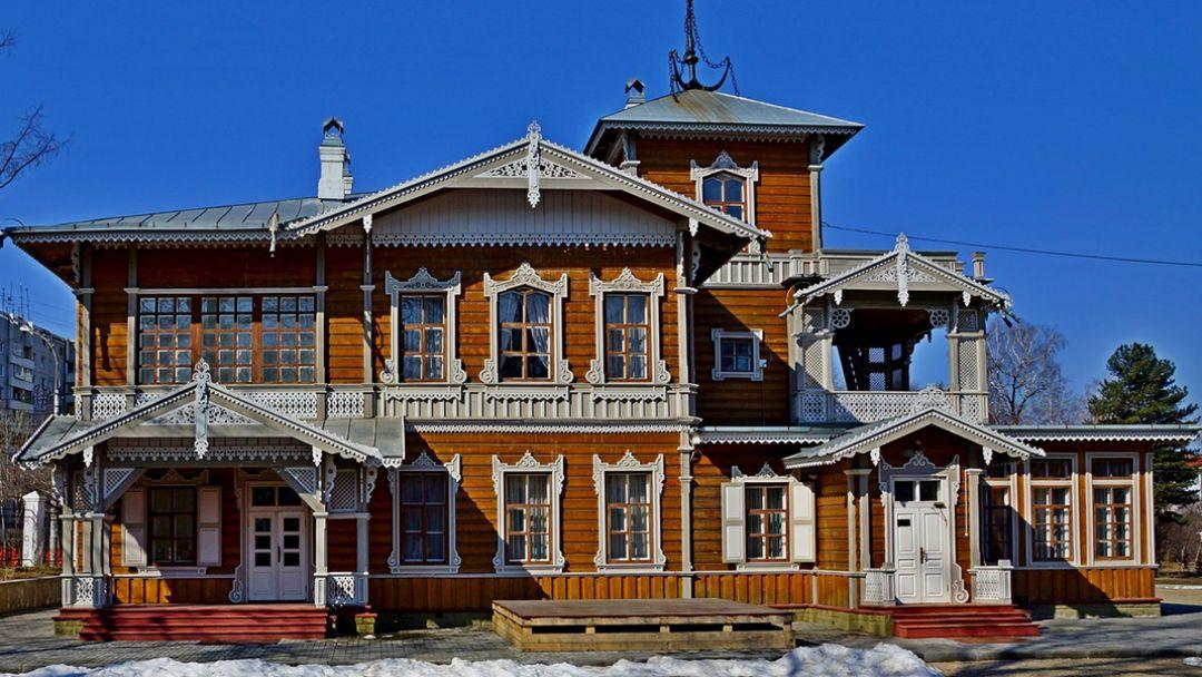 Музей-усадьба В.П.Сукачева - фото 3