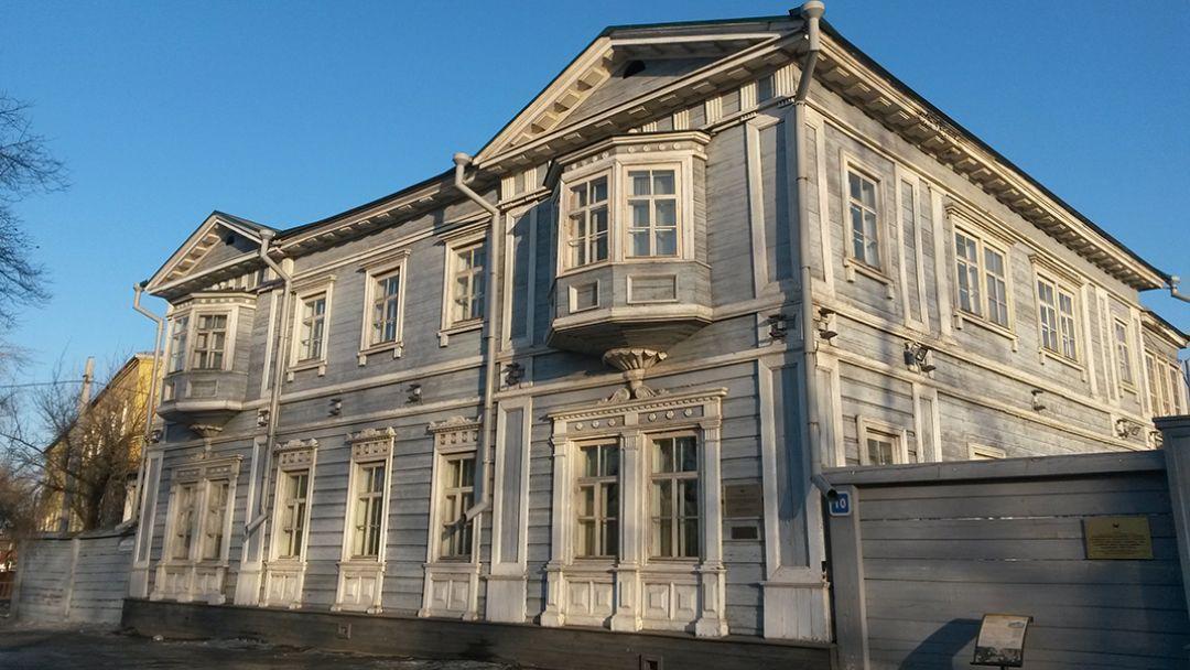 Музей-усадьба декабриста С.Г.Волконского или С.П.Трубецкого - фото 3