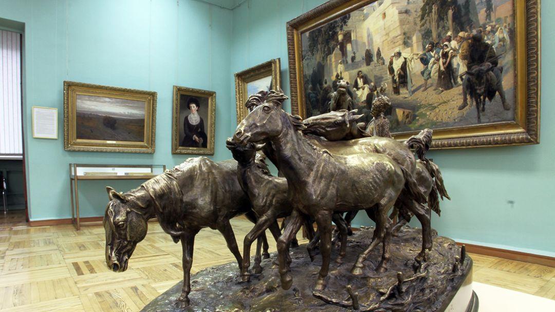 Художественный музей имени В.П.Сукачева - фото 3