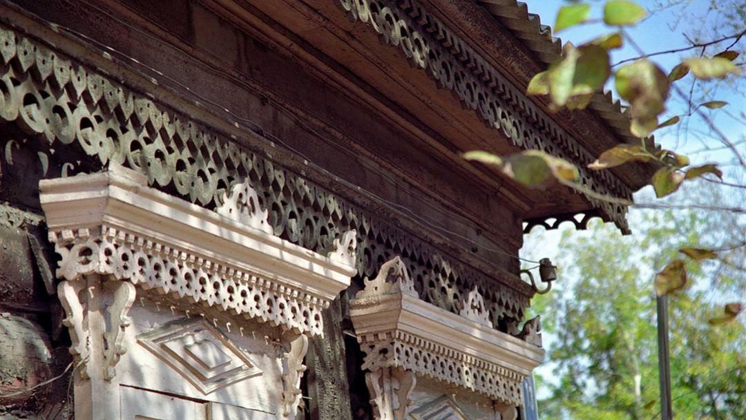 Деревянное кружево Иркутска - фото 3