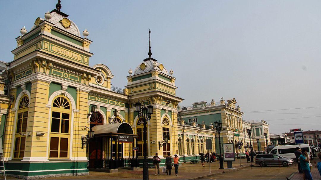 Иркутск архитектурный в Иркутске