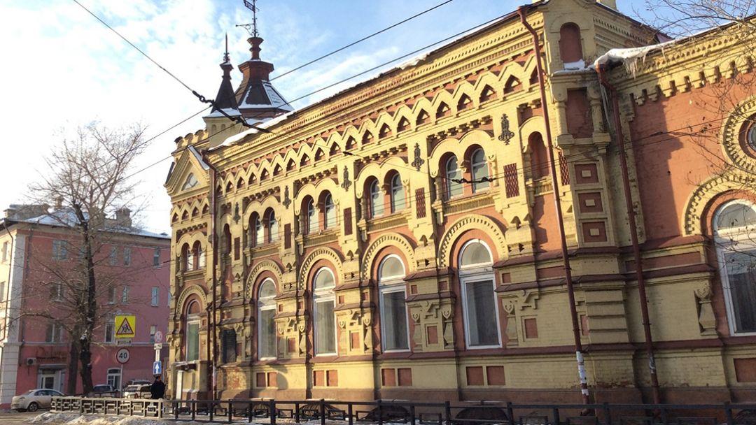 Иркутск архитектурный - фото 3
