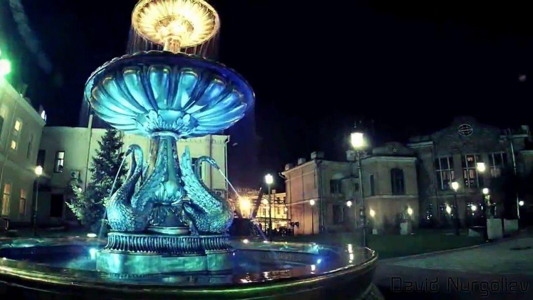 Ночной Иркутск - фото 1