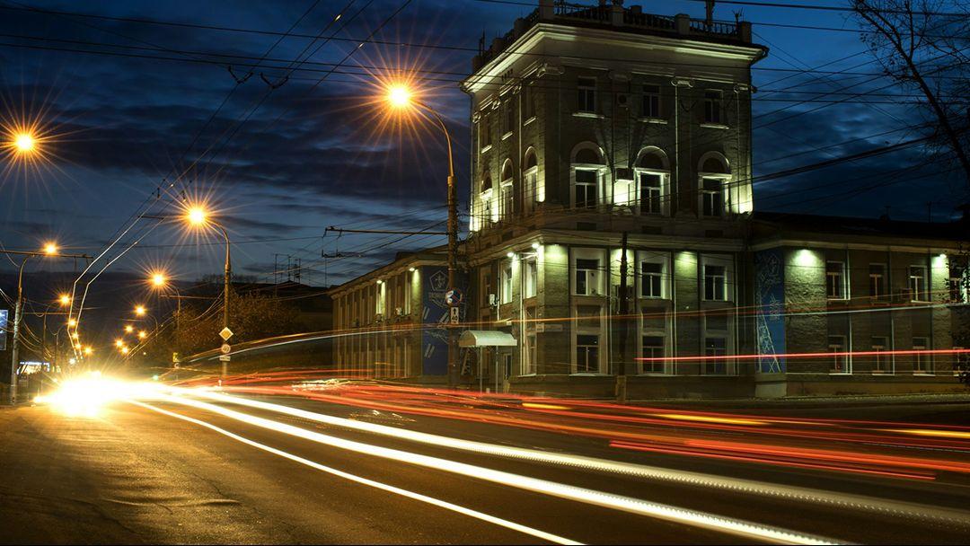 Ночной Иркутск - фото 2