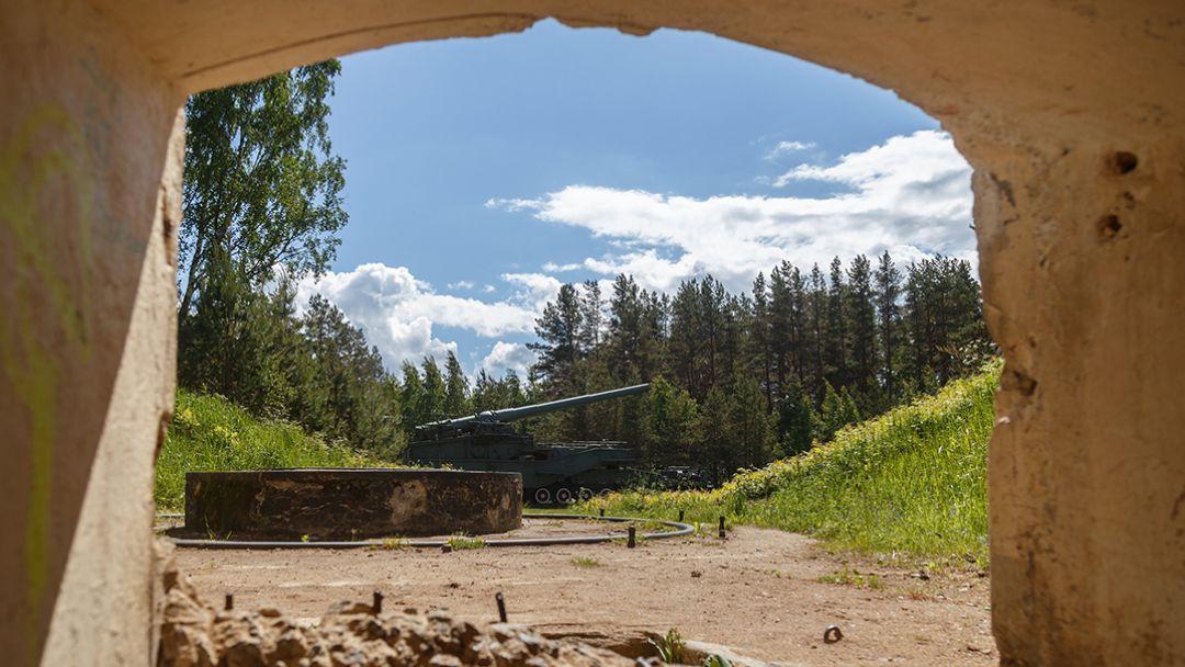 Крепость I и II мировой войны Форт: Красная Горка и Сестрорецкий рубеж - фото 1