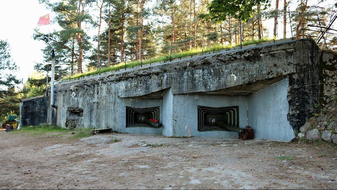 Крепость I и II мировой войны Форт: Красная Горка и Сестрорецкий рубеж - фото 3