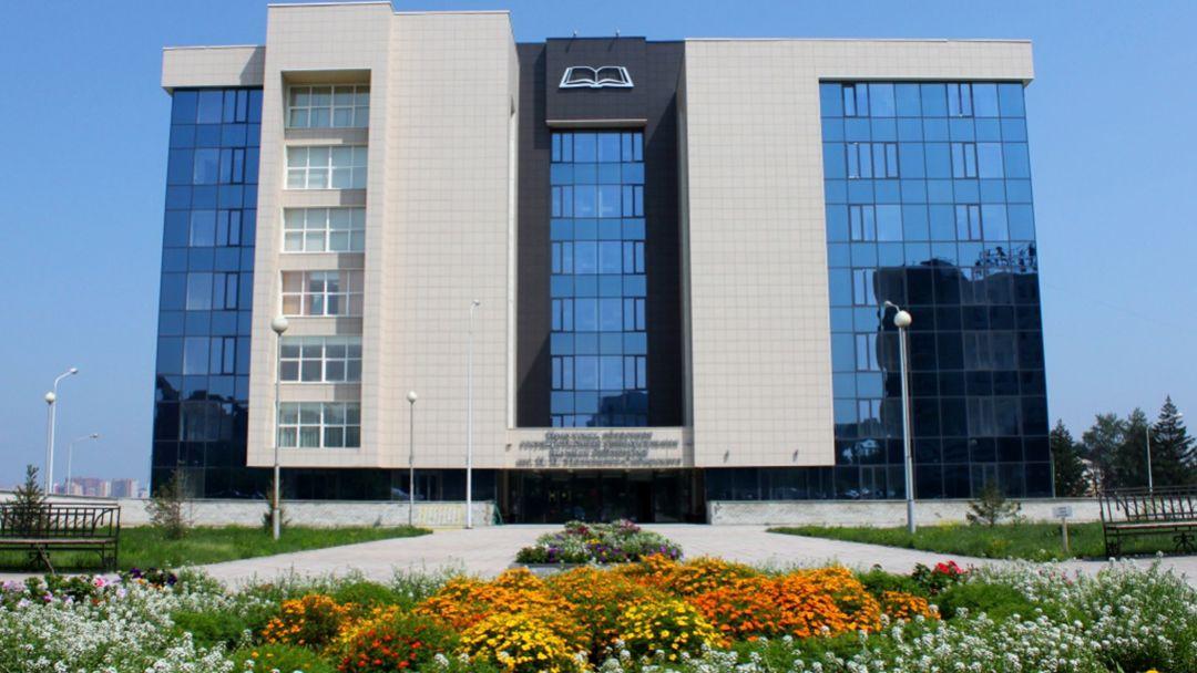Библиотека имени И.И.Молчанова-Сибирского в Иркутске