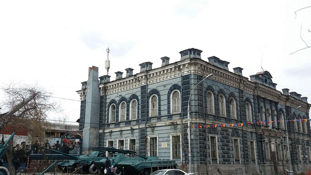 Музей боевой славы в Иркутске