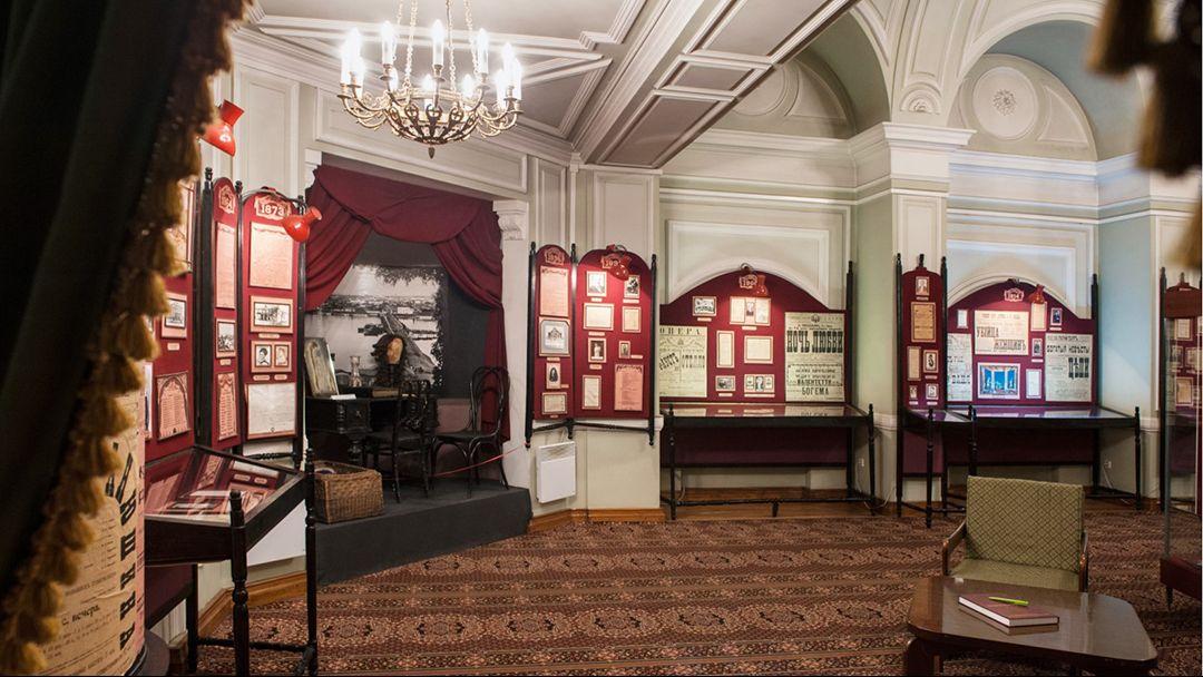 Музей Иркутского драматического театра в Иркутске