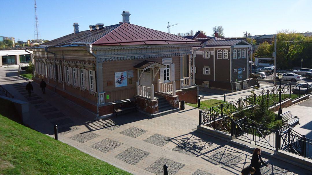 Музей «Окно в Азию» в Иркутске