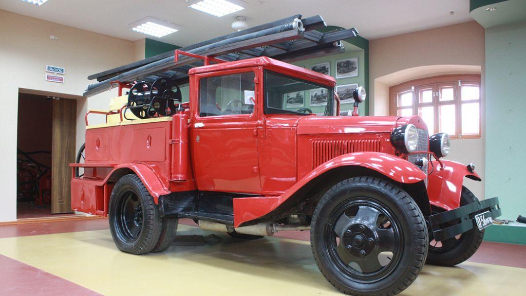 Музей пожарной охраны - фото 2