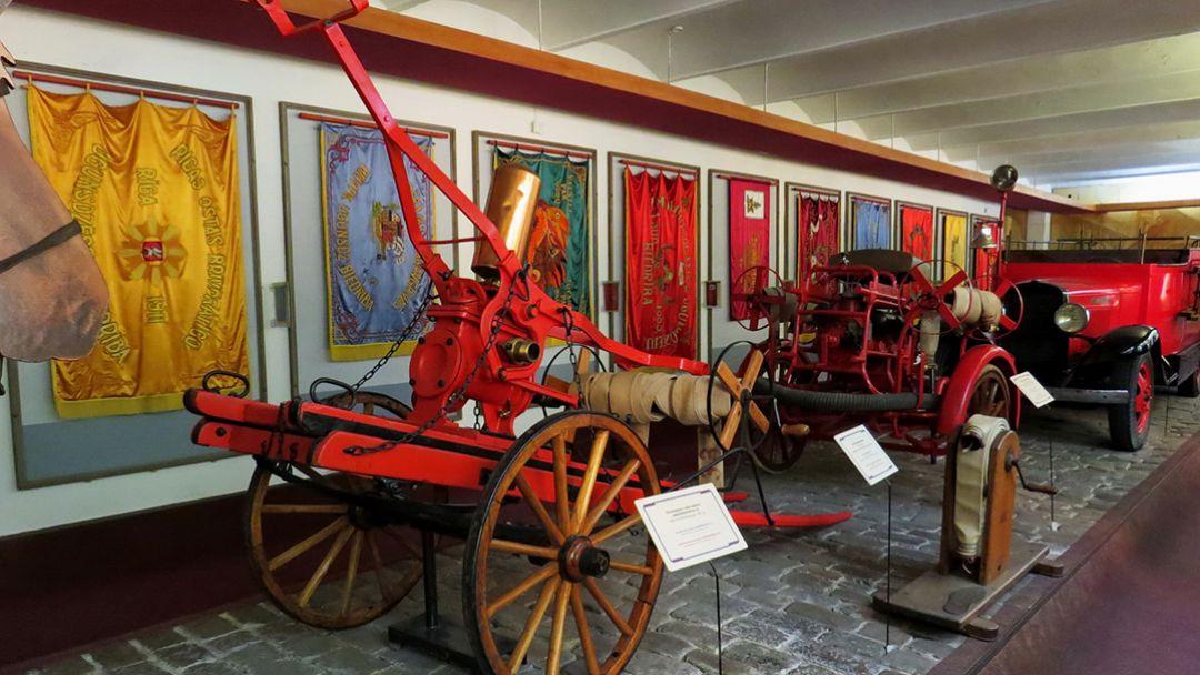 Музей пожарной охраны - фото 3