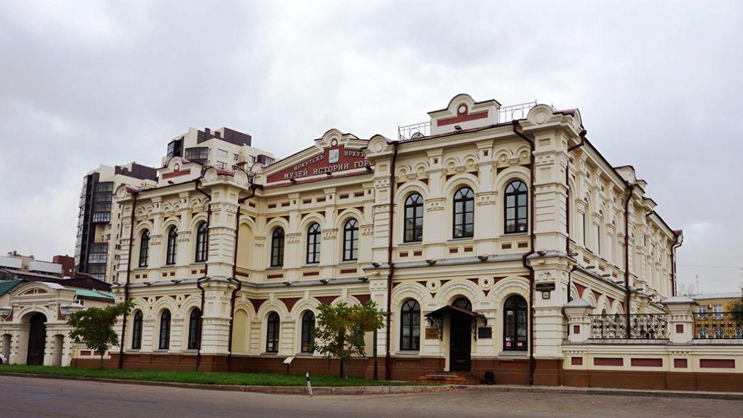 Музей солдаты Отечества в Иркутске
