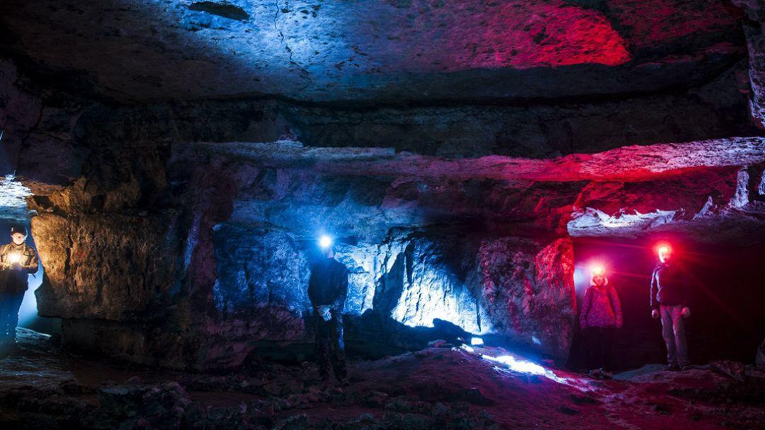 Экскурсия в пещеры Сьяны в Москве