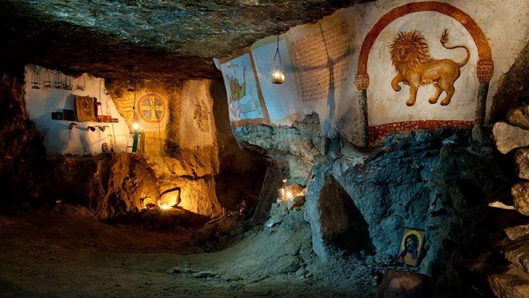 Экскурсия в пещеры Сьяны - фото 2