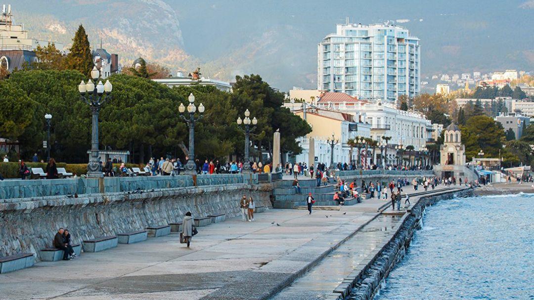 Крым (Ялта - Дворцовое ожерелье Крыма) - фото 2