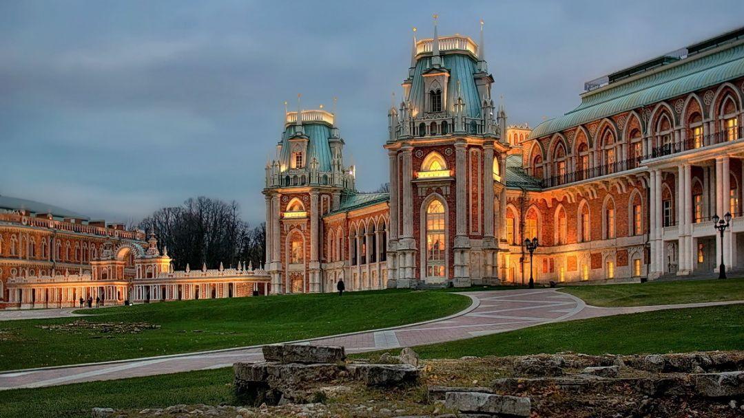 Экскурсия в Царицыно - фото 1