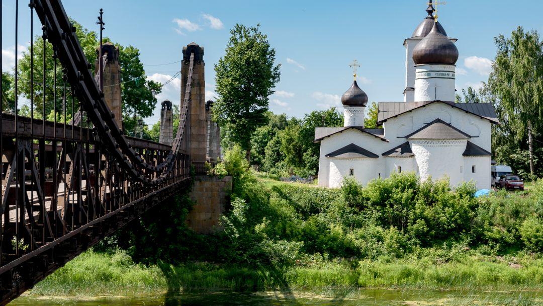 Экскурсия в город Остров с посещением музейного комплекса «Линия Сталина» в Пскове