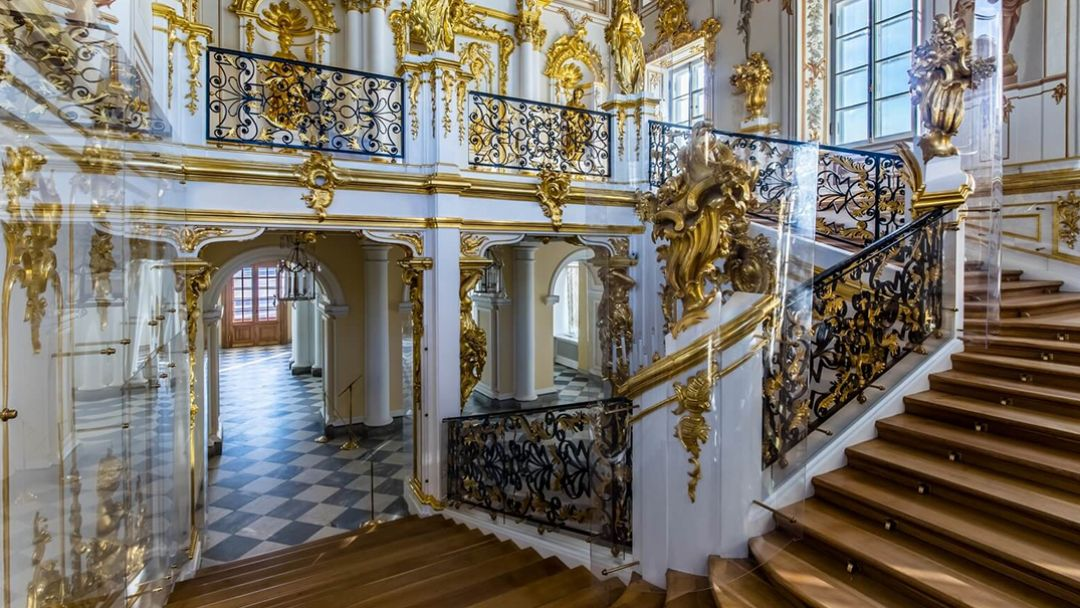 Петергоф. Большой дворец - фото 2
