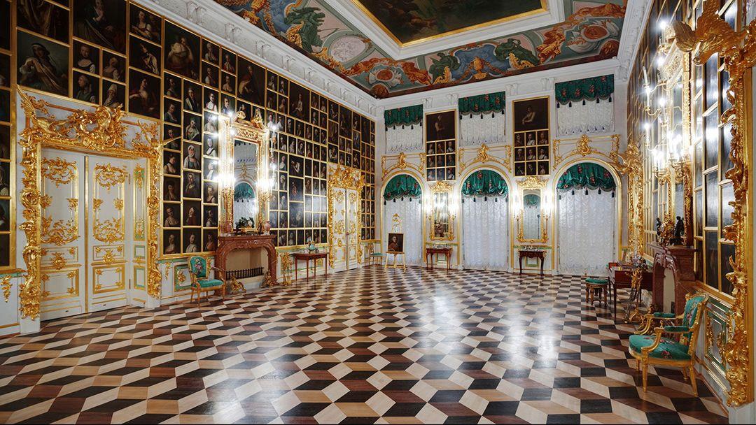 Петергоф. Большой дворец - фото 3