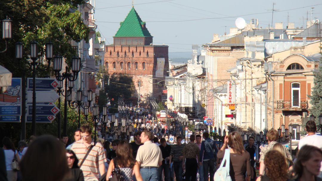 Покровка - Нижегородский Арбат - фото 2