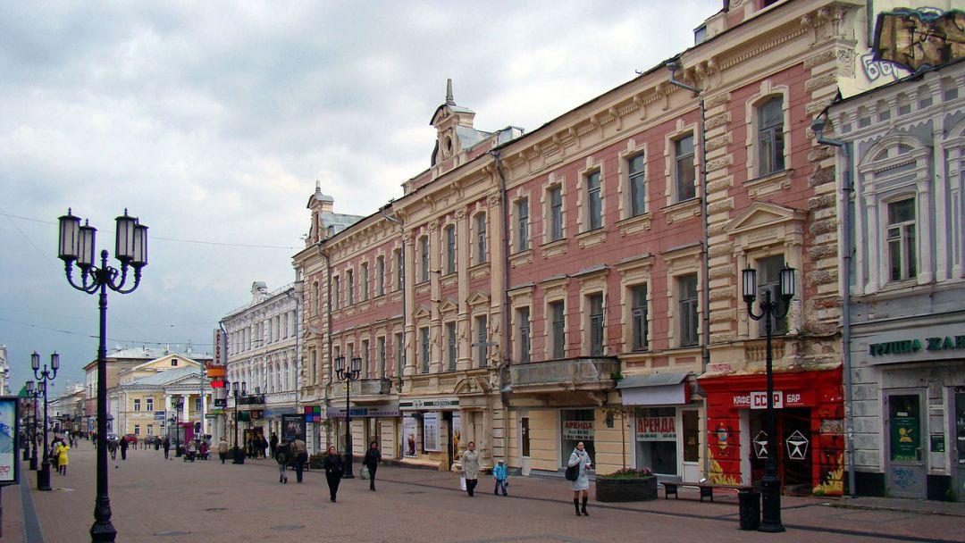 Покровка - Нижегородский Арбат - фото 3
