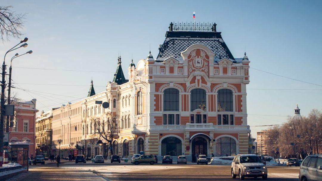 Покровка - Нижегородский Арбат
