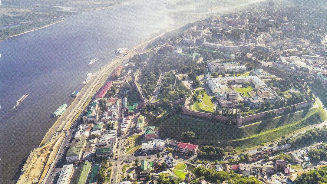 Обзорная по Нижнему Новгороду ПАЗЛ - фото 2