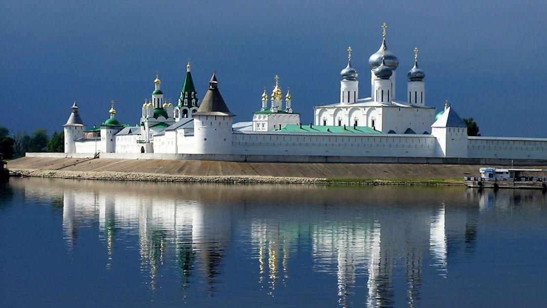 Макарьевский монастырь в Нижнем Новгороде