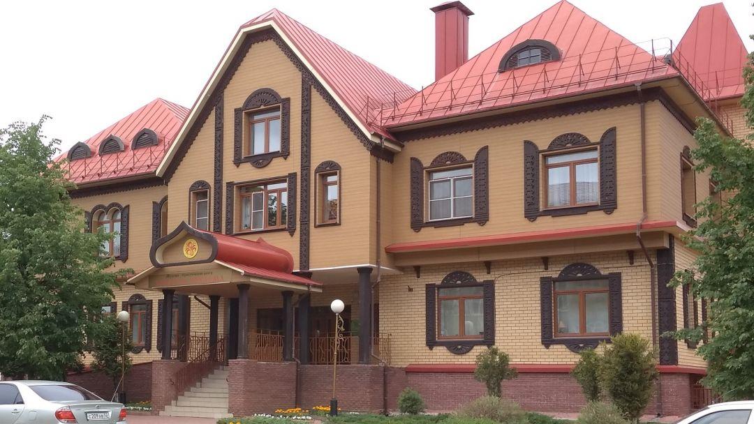 Семёнов – столица золотой хохломы в Нижнем Новгороде