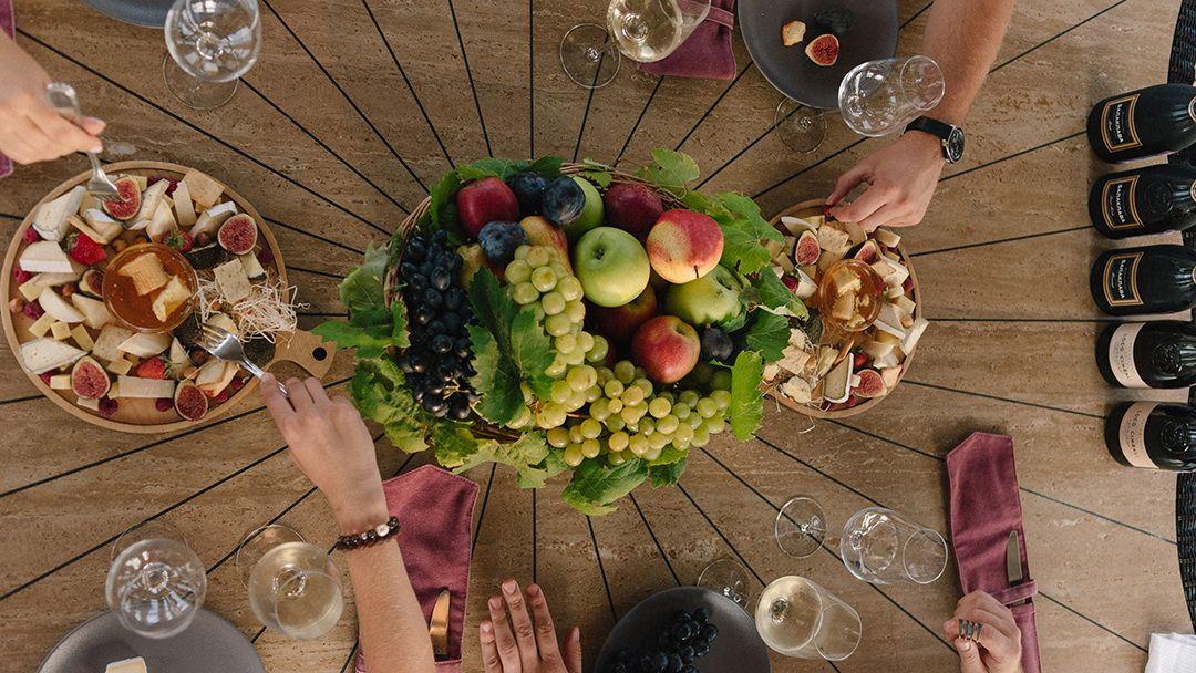 Дегустация премиальных вин Золотой Балки - фото 1