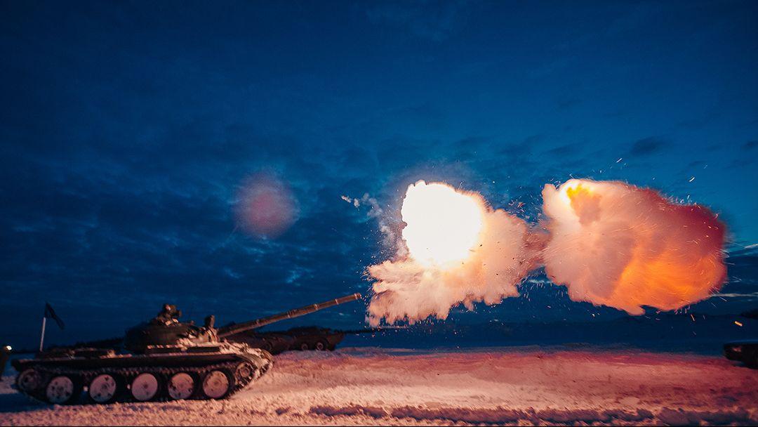 Поездка на бронетехнике БМП-1 - фото 4