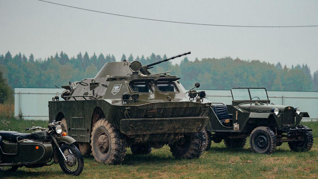 Катание на Танке Т-80 - фото 3