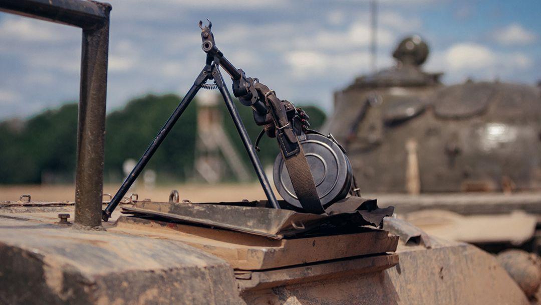 Катание на Танке Т-80 - фото 4