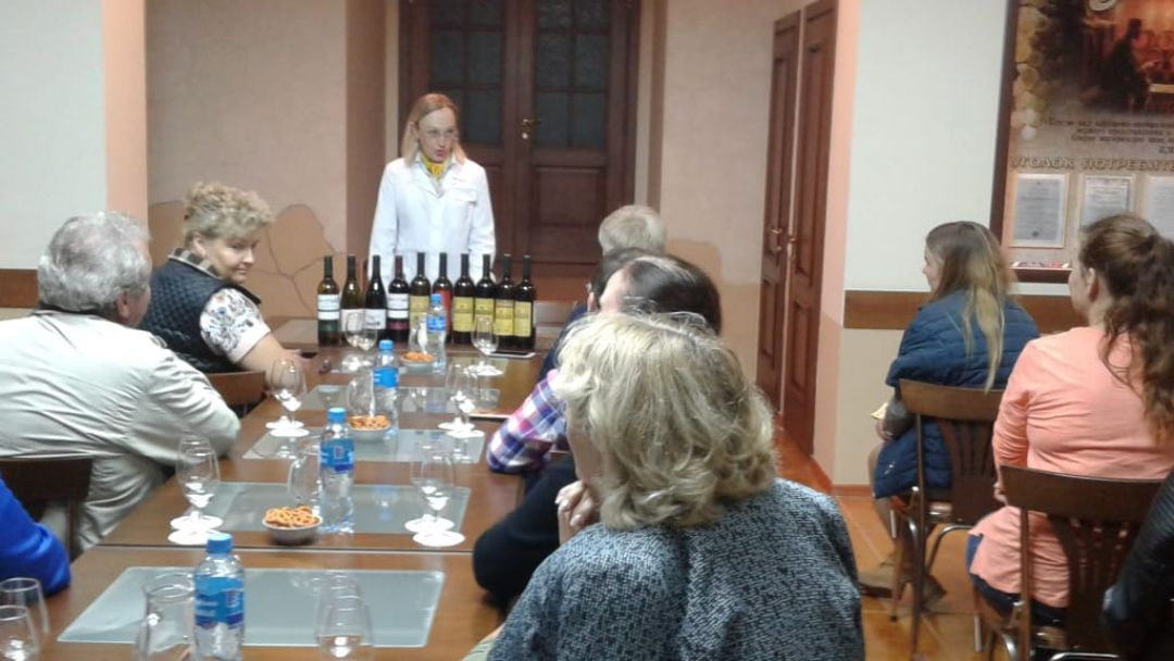 Экскурсия и Дегустация Крымских вин  - фото 2
