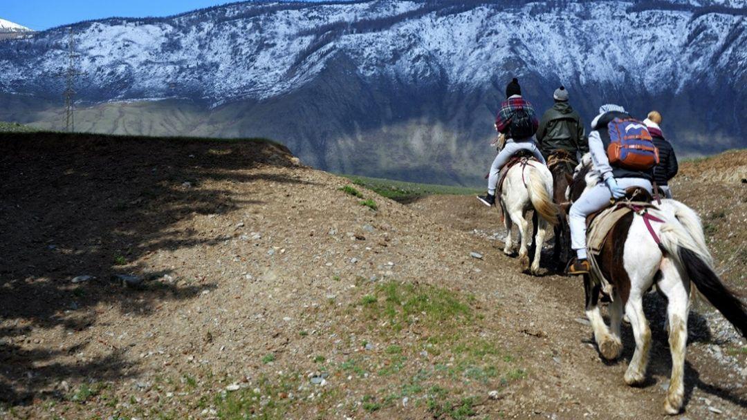 Активная конная экскурсия - фото 2