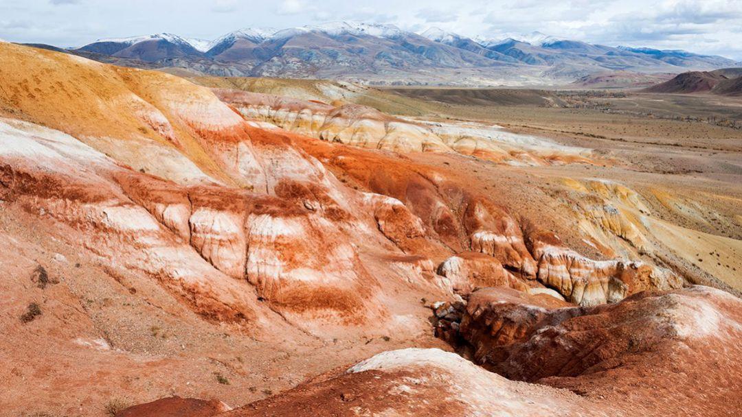 Алтайский Марс и Древности Чуйского тракта, тур на 2 дня