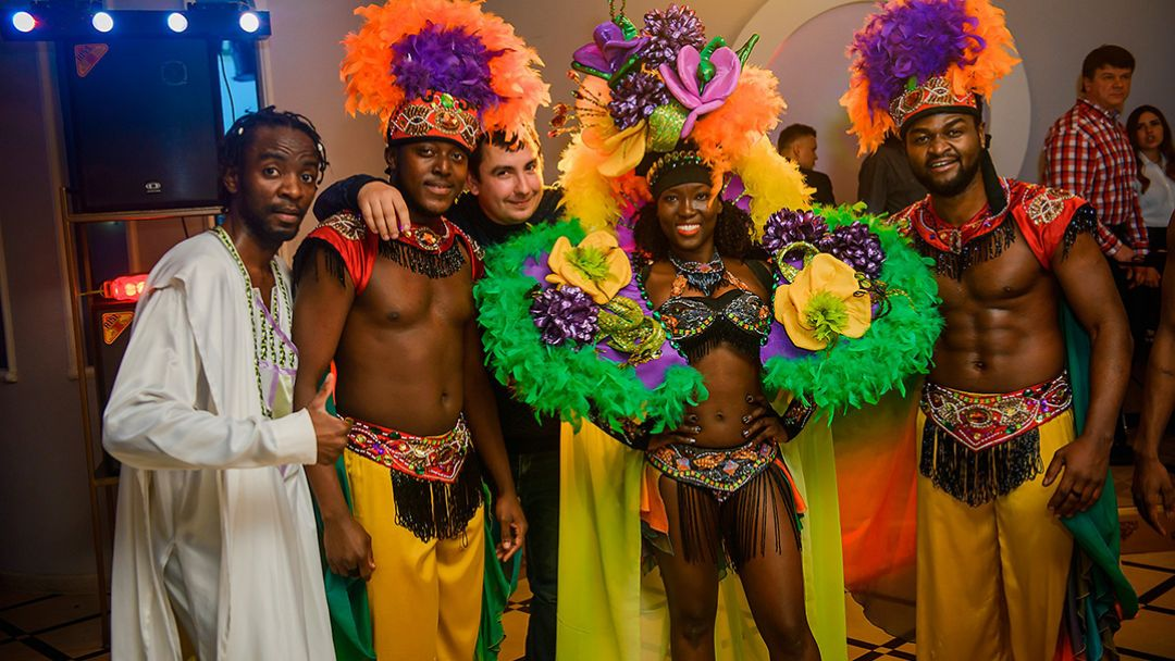 Интерактивное шоу «Африканская деревня» - фото 3