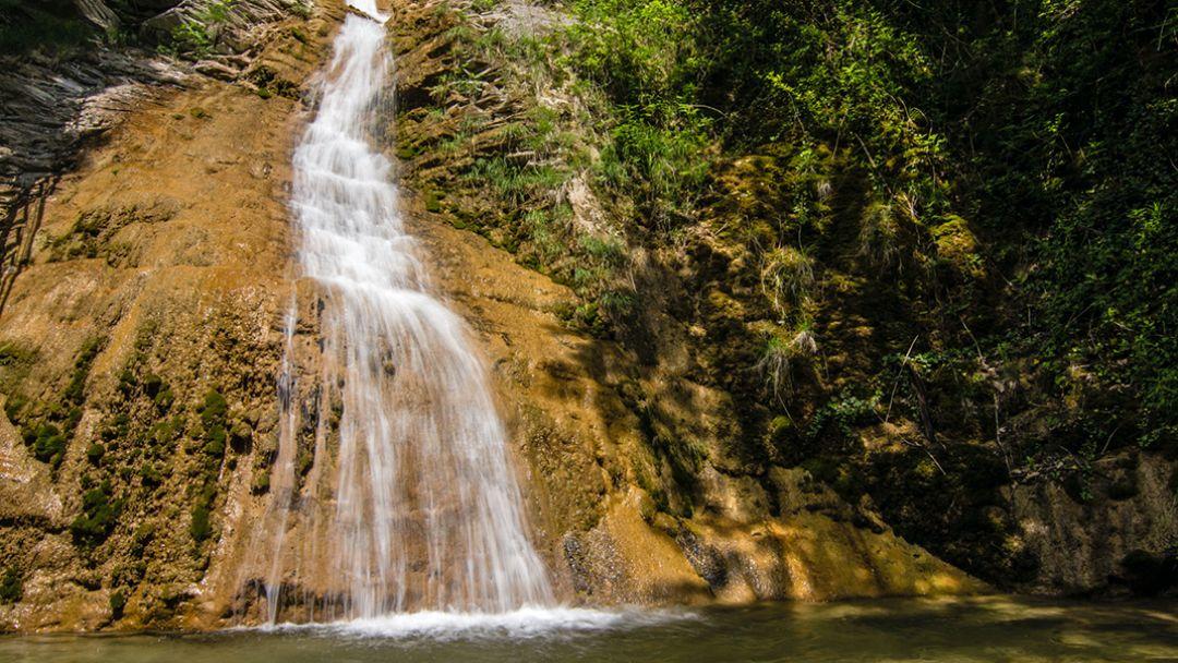 Гебиусские водопады - фото 3